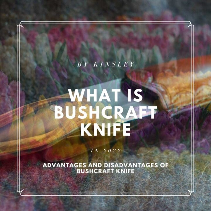 What is Bushcraft Knife